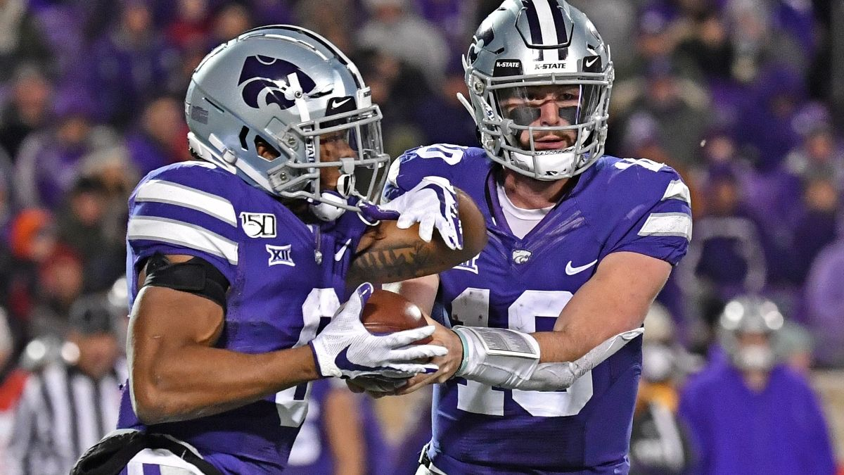 Liberty Bowl Sharp Betting Pick: How Pros Are Moving the Kansas State vs. Navy Spread article feature image