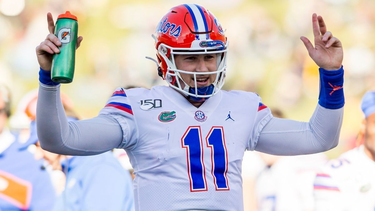 College Football Sharp Report: Pros Betting 3 Monday Bowls, Including Virginia vs. Florida article feature image