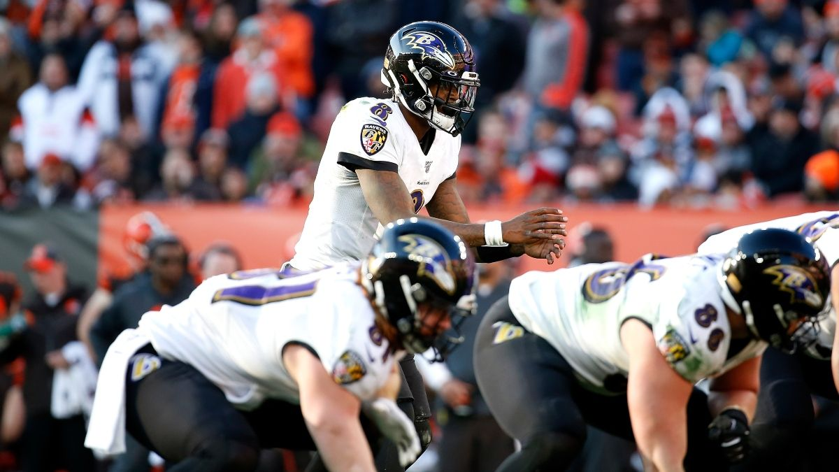 Steelers vs. Ravens Odds & Sharp Betting Pick: Lamar Jackson Will Sit, But Are Pros Still Betting Baltimore? article feature image