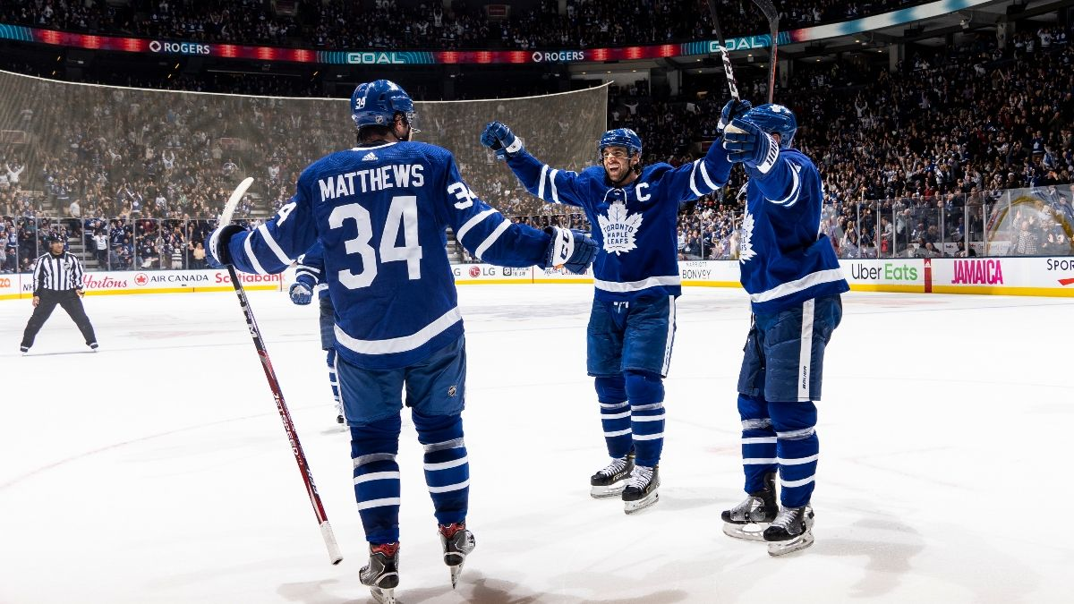 NHL Odds & Picks (Tuesday, Dec. 31): How To Bet on Wild vs. Maple Leafs, Canadiens vs. Hurricanes and More article feature image