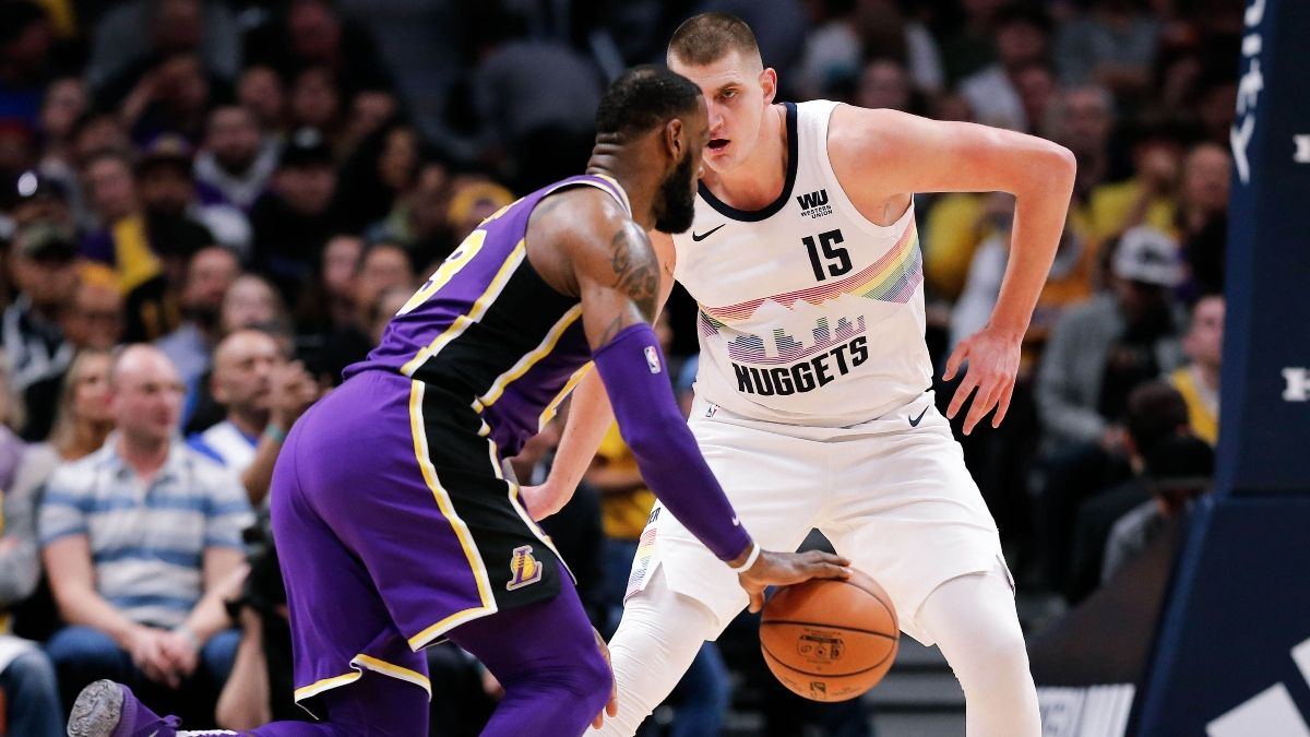 NBA Sharp Betting Picks (Dec. 3): Magic vs. Wizards, Lakers vs. Nuggets Drawing Pro Action article feature image