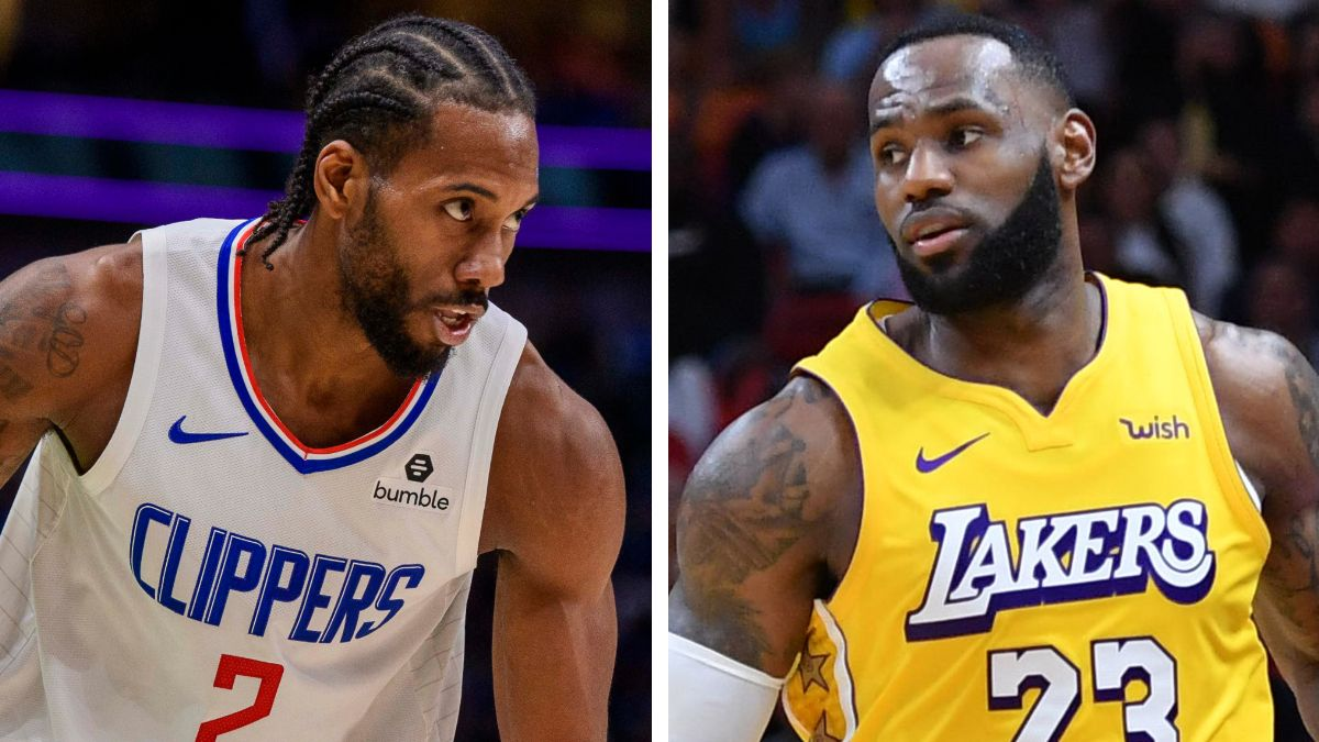 Clippers vs. Lakers Christmas Day Betting Guide: Odds, Spread, Picks & Predictions article feature image
