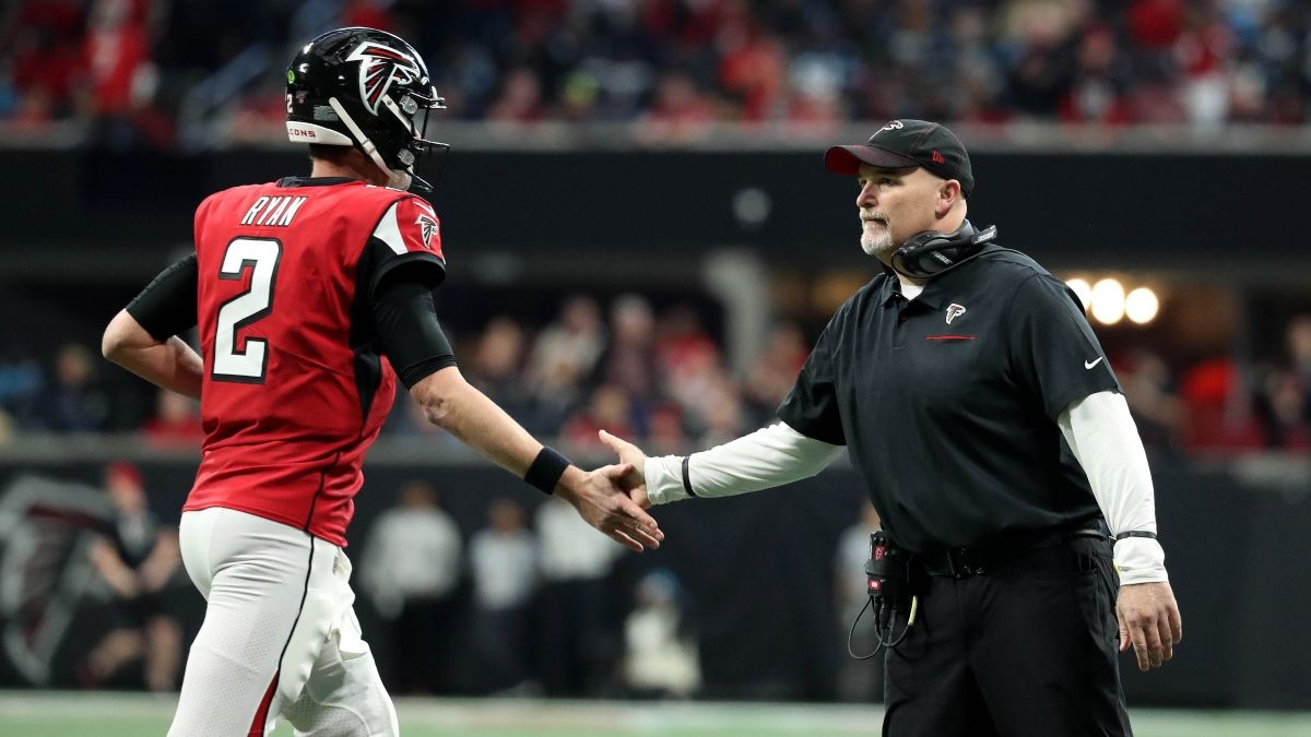 Falcons vs. 49ers Sharp Betting Pick: Smart Money Continuing to Move Over/Under article feature image