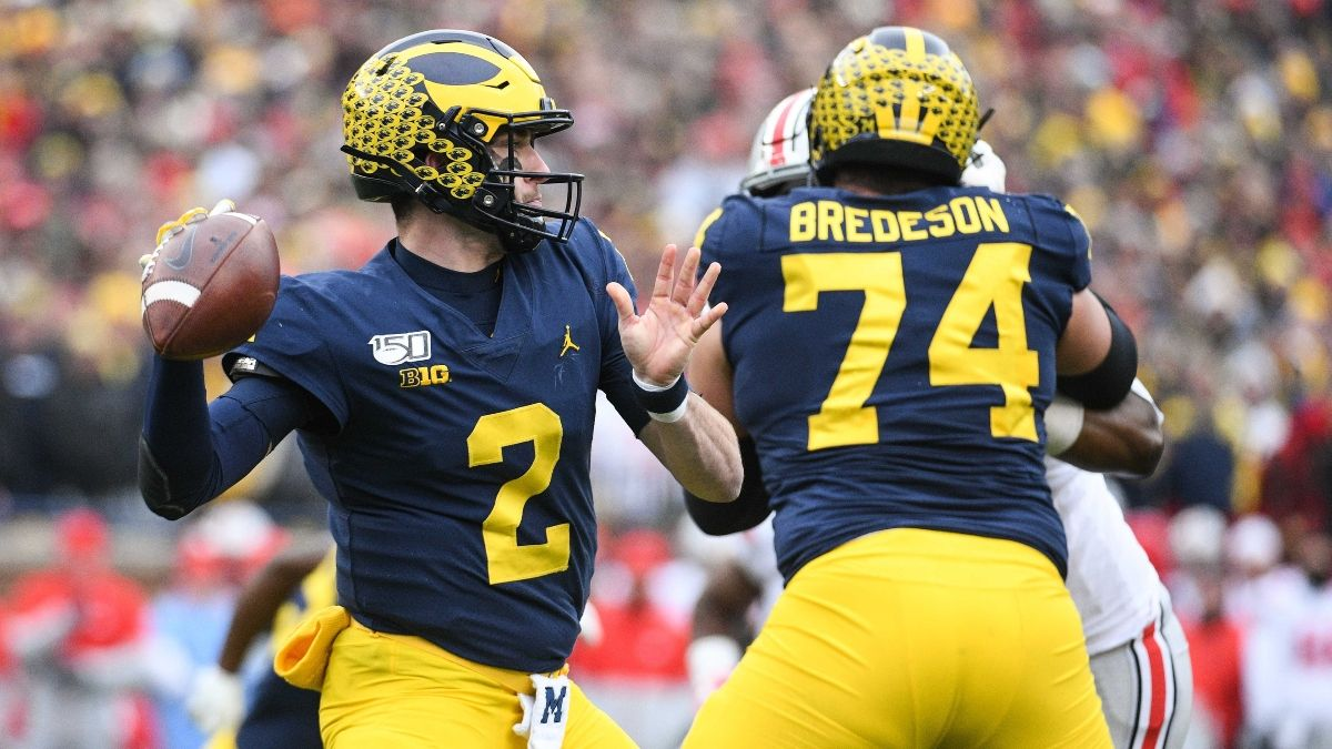 2020 Citrus Bowl Odds: Michigan vs. Alabama Spread, Over/Under & Our Projections article feature image