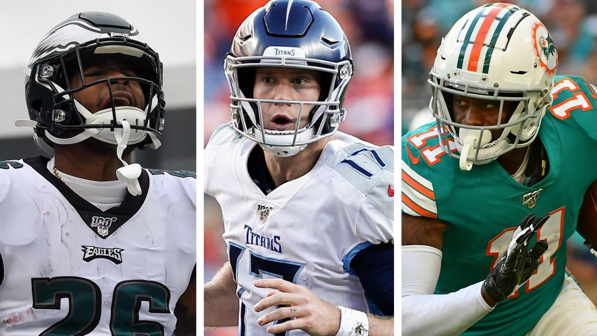 Koerner's Fantasy Football Tiers: Week 16 Rankings for QB, RB, WR, TE & More article feature image