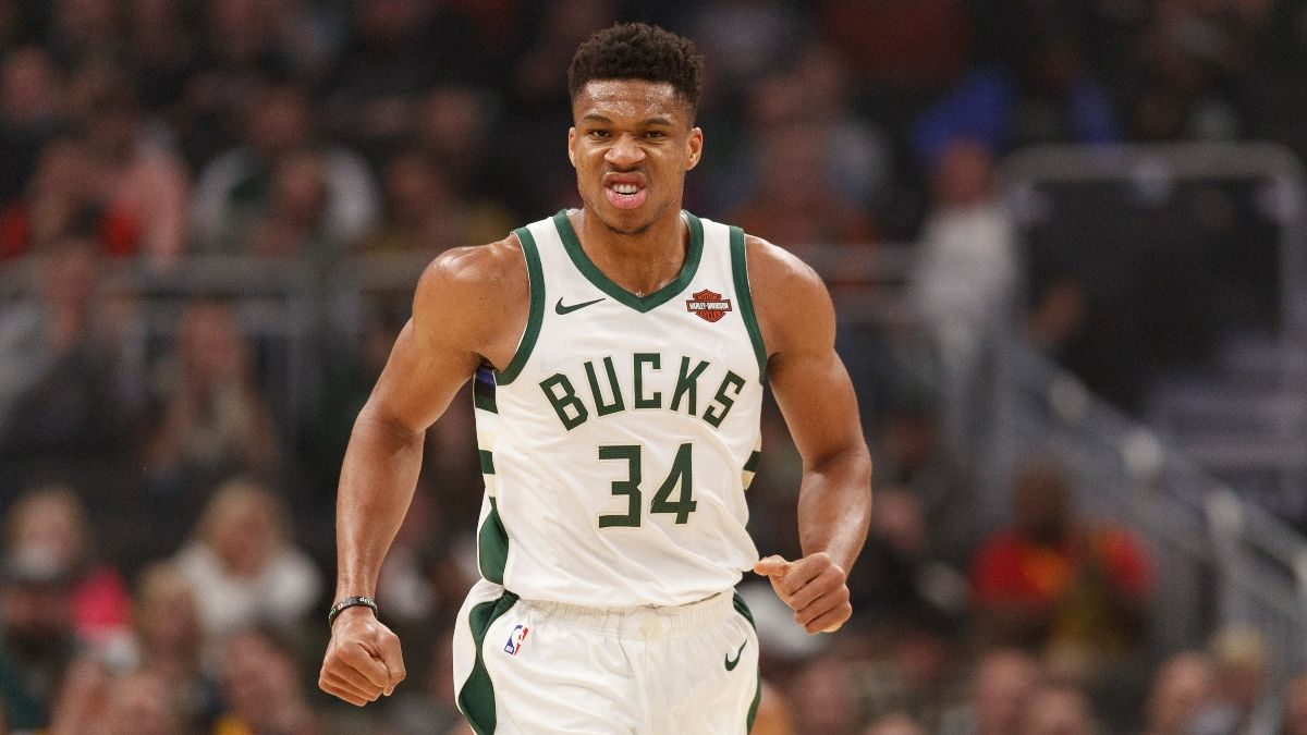 Wednesday's Best NBA Prop Bets: Can Giannis Hand Out 5 Assists vs. Pistons? article feature image