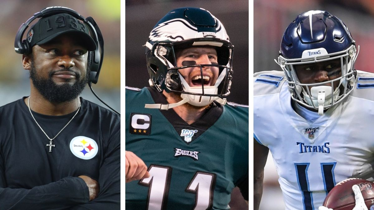 Week 17 NFL Betting Picks & Predictions: Your Guide to All of Sunday's Games article feature image