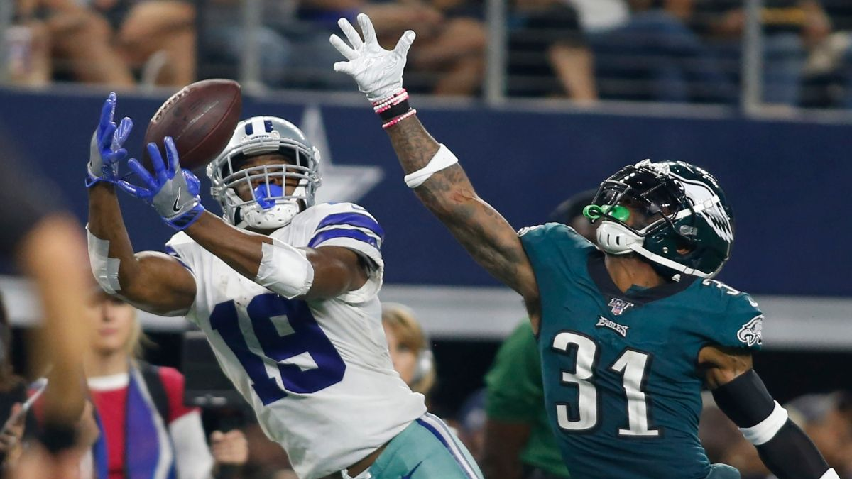 NFL Week 16 Sharp Report: How Pros Are Betting Cowboys-Eagles article feature image