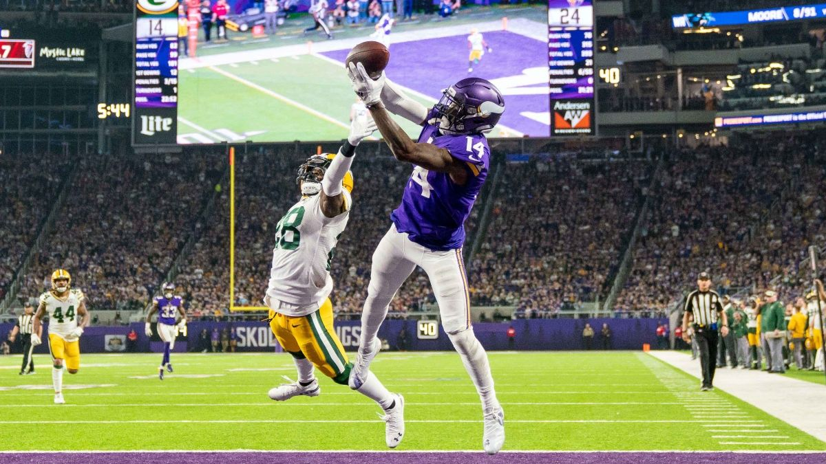 Our 2 Favorite Packers vs. Vikings Betting Picks: Best Spread & Prop Bets for MNF article feature image