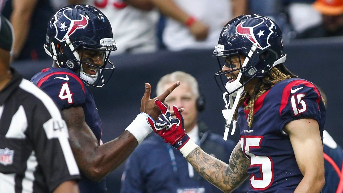 Patriots vs. Texans Prop Bets & Picks for Sunday Night Football article feature image
