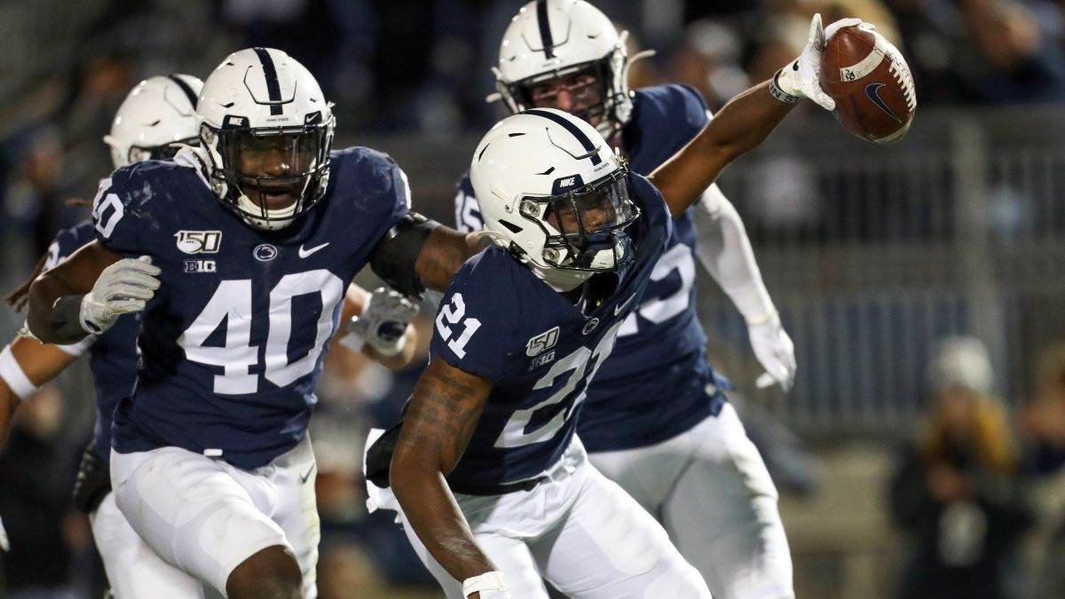 Cotton Bowl Odds: Memphis vs. Penn State Spread, Over/Under & Our Projections article feature image