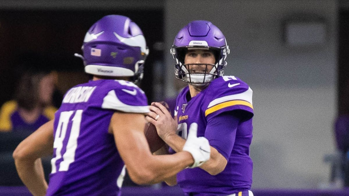 The Top Prop Bet for Packers vs. Vikings on Monday Night Football article feature image