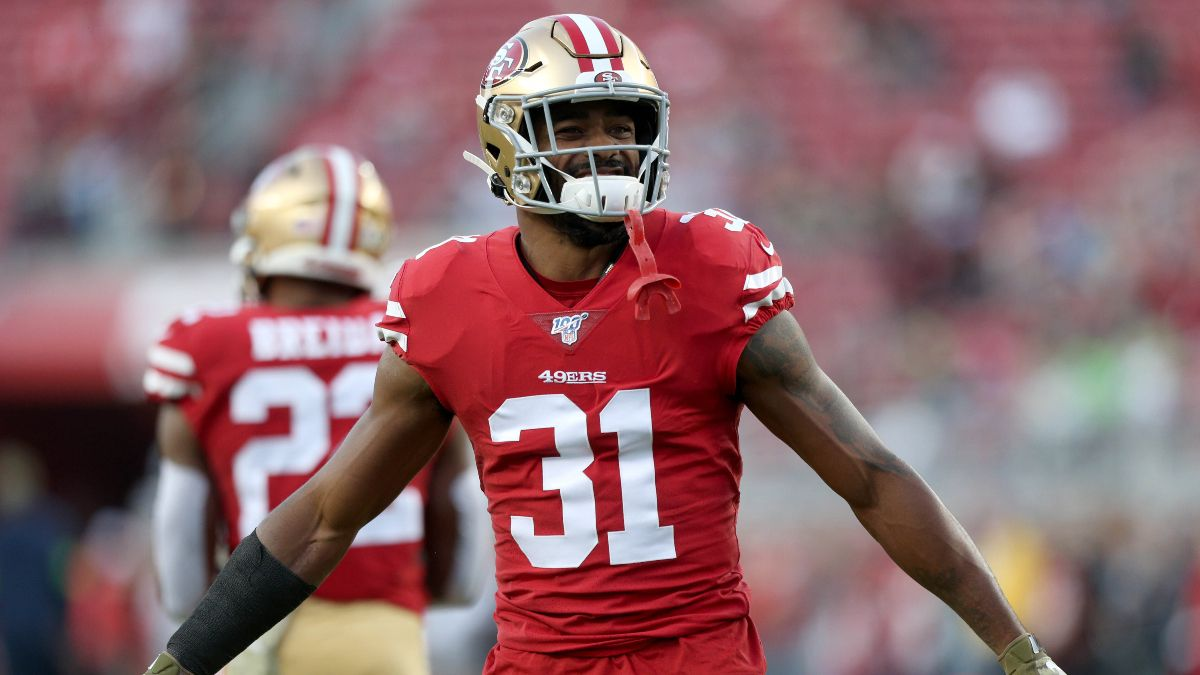 Raheem Mostert Fantasy Football Replacements: Is Elijah Mitchell Worth Significant Waiver Wire FAAB in Week 2? article feature image