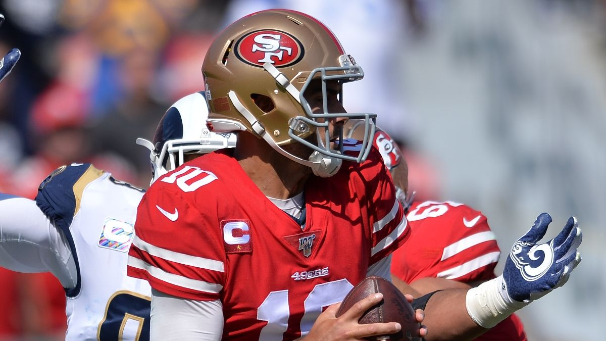 Rams vs. 49ers Picks, Betting Odds & Predictions: The Best Way to Bet This NFC Showdown on Saturday Night article feature image
