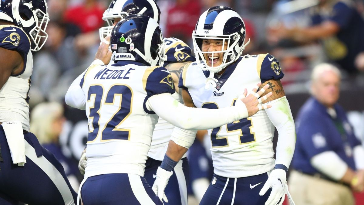 Seahawks vs. Rams Sharp Betting Picks: How Pros Are Betting Sunday Night Football Spread & Over/Under article feature image