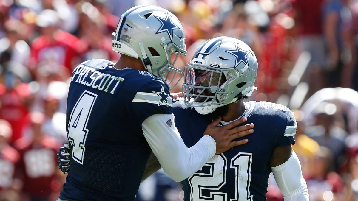 Redskins vs. Cowboys Picks, Predictions & Betting Odds: How to Consider the Playoff Stakes for Dallas Against Washington article feature image