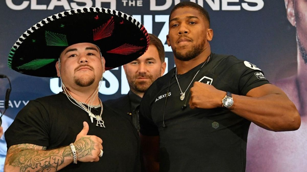 Joshua-Ruiz II Odds: AJ Favored To Win Rematch in Saudi Arabia article feature image