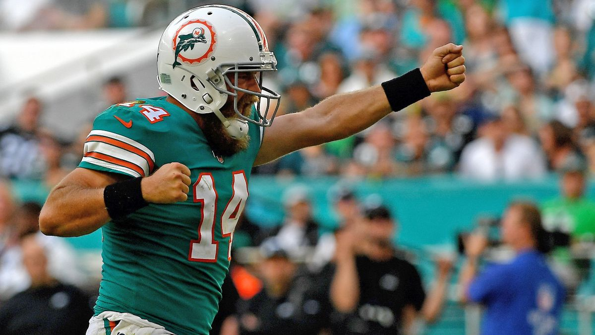 Dolphins vs. Jets Betting Picks, Predictions & Odds: Where to Find Value on This Over/Under article feature image