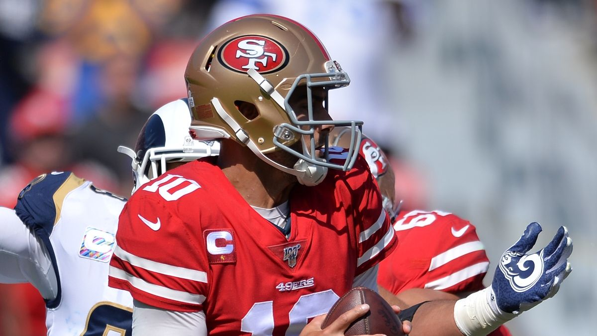 Our Experts' Favorite Saturday NFL Betting Picks for Rams-49ers article feature image