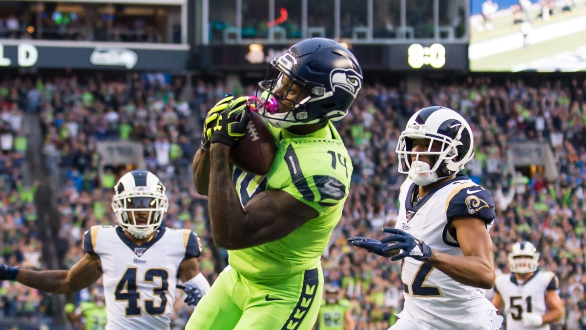 Seahawks vs. Rams Cheat Sheet: Betting Odds, Picks & SNF Predictions article feature image