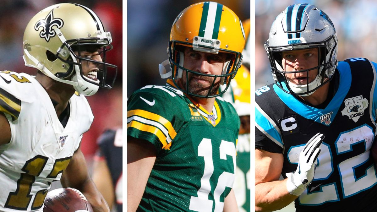 Koerner's Fantasy Football Tiers: Week 14 Rankings for QB, RB, WR, TE & More article feature image