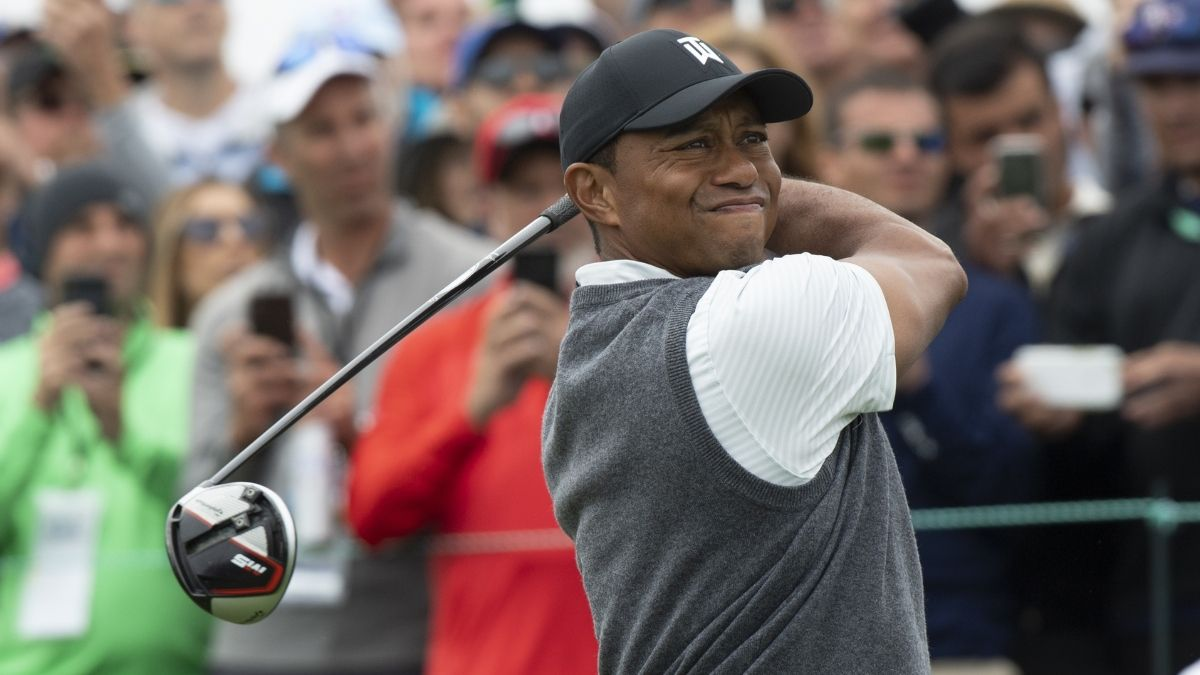 Sobel's Presidents Cup Preview: Tiger Woods Should Call His Own Number at Royal Melbourne article feature image