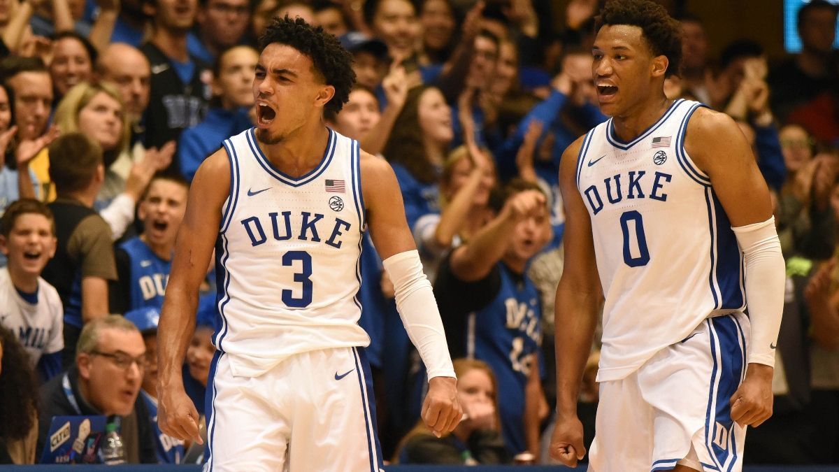 Duke vs. Michigan State Betting Odds & Pick: How Sharp Money Is Betting This Spread article feature image
