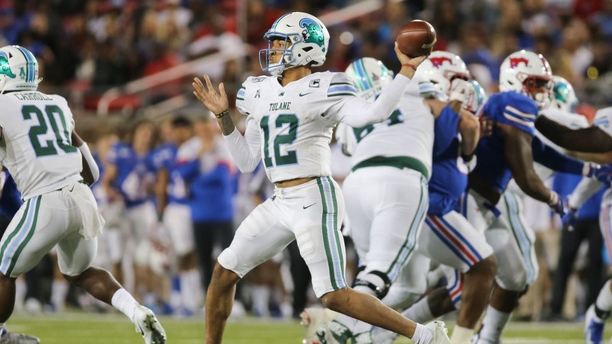 Armed Forces Bowl Odds: Southern Miss vs. Tulane Spread, Over/Under & Our Projections article feature image