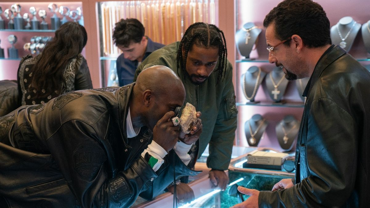 """Rovell's """"Uncut Gems"""" Roundtable: Talking Sports Gambling with Adam Sandler, Kevin Garnett article feature image"""