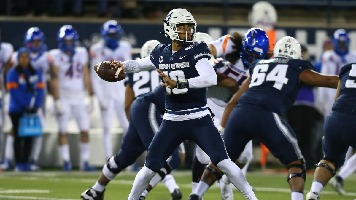 2019 Frisco Bowl Betting Picks, Odds & Predictions: How to Play Kent St. vs. Utah St. With Jordan Love Playing article feature image