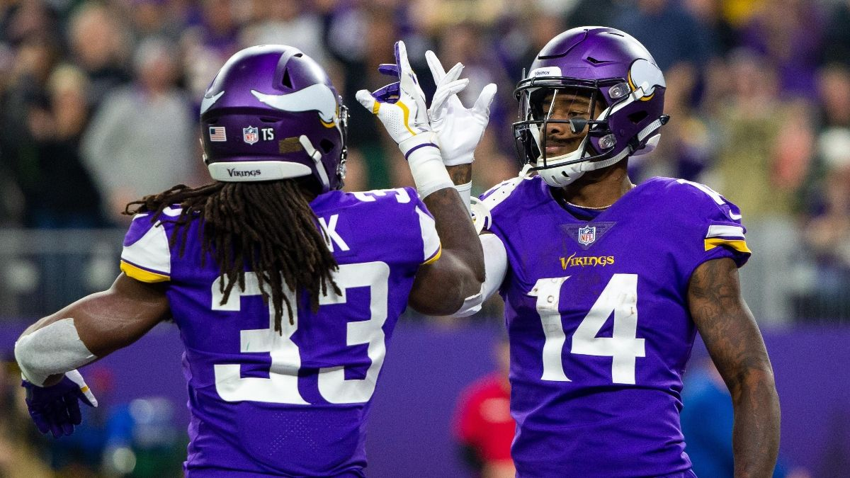 Vikings-Chargers Sharp Betting Picks & Predictions for Week 15 NFL article feature image