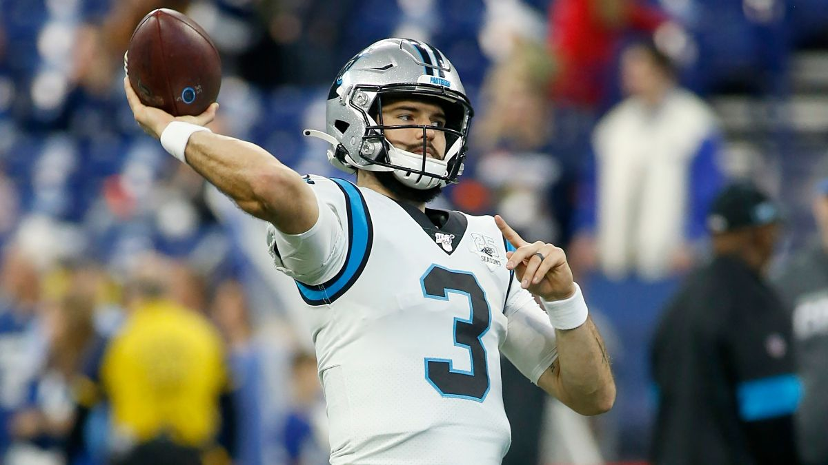 Saints vs. Panthers Odds & Sharp Betting Pick: How Pros Are Playing This Over/Under article feature image
