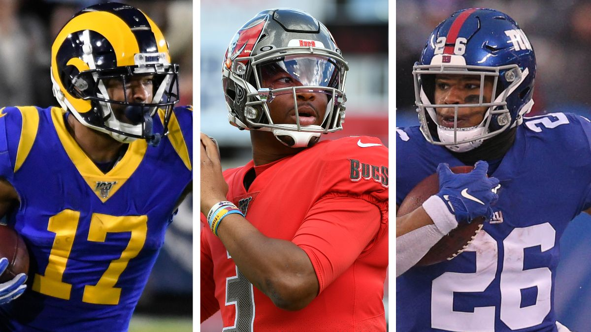Koerner's Fantasy Football Tiers: Week 15 Rankings for QB, RB, WR, TE & More article feature image