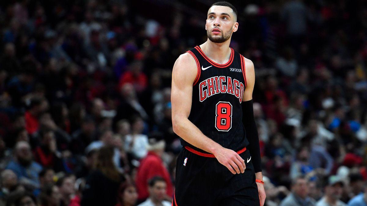 NBA Friday Betting Picks & Angles (Dec. 13): How I'm Betting Rockets vs. Magic, Hornets vs. Bulls article feature image