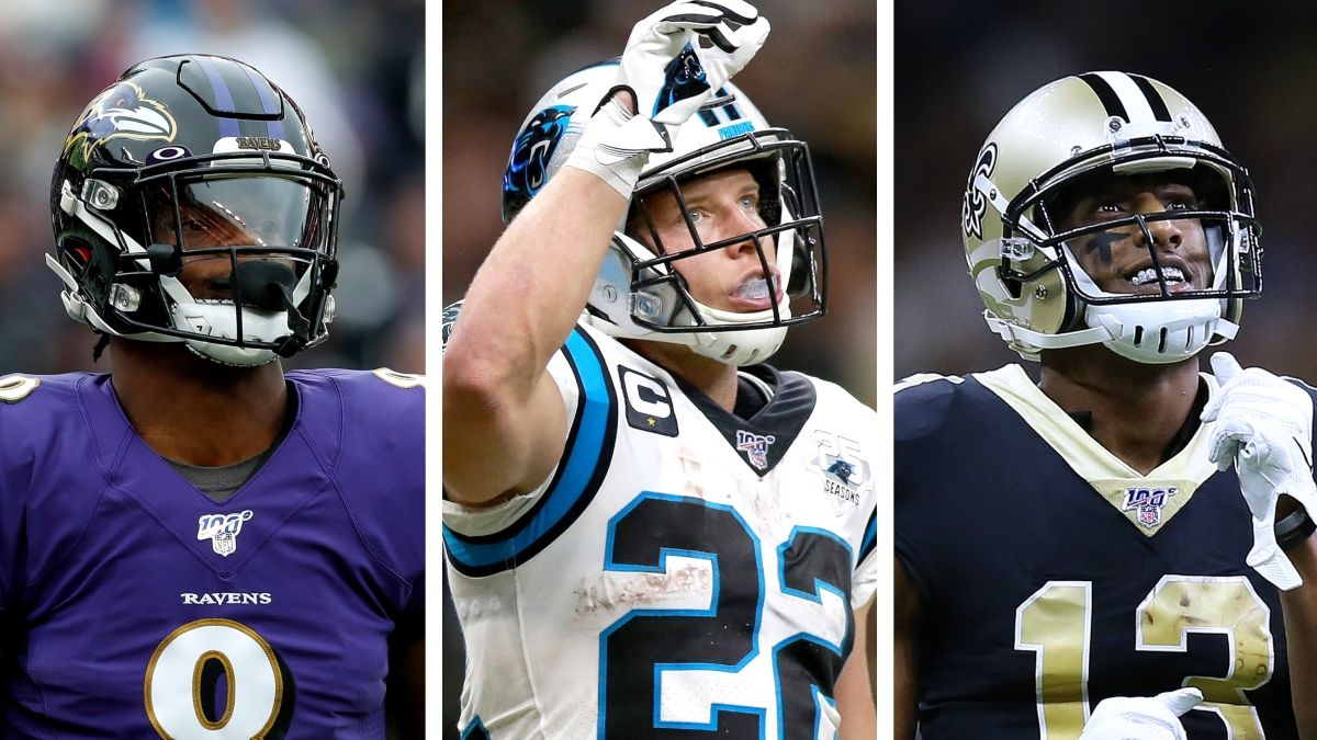 Week 1 Fantasy Tiers: Make Your Start/Sit Decisions With These QB, RB, WR & TE Rankings article feature image