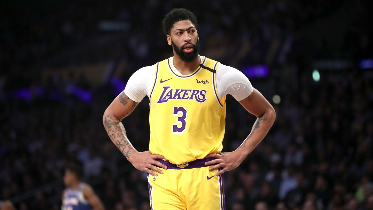 Current 2020 NBA Defensive Player of the Year Betting Odds: Anthony Davis Leads Post All-Star Break article feature image