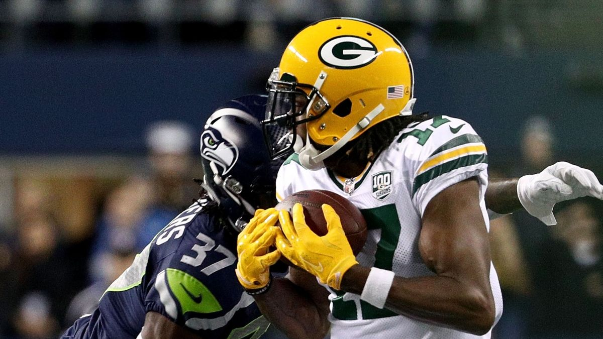 Raybon's NFL Divisional Round Betting Picks for Seahawks vs. Packers article feature image