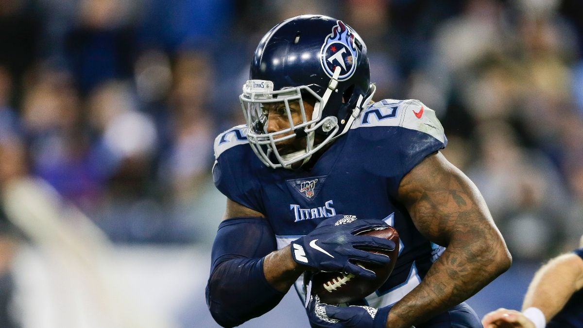 Divisional Round Fantasy Football PPR Rankings: RB article feature image