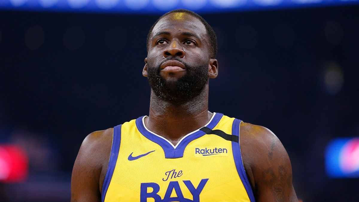 NBA Injury Report & Starting Lineups (Dec. 22): Draymond Green Out, James Wiseman to Start article feature image