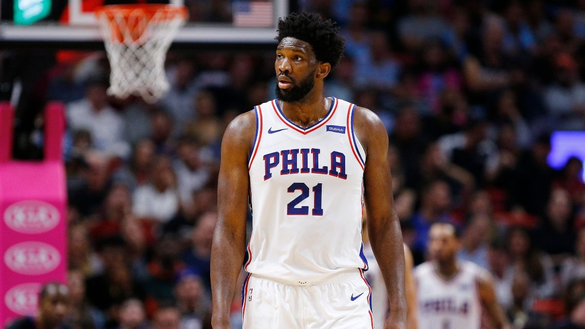 Pistons vs. 76ers Betting Odds, Picks & Predictions: What Embiid's Injury Status Means for Spread, Total article feature image