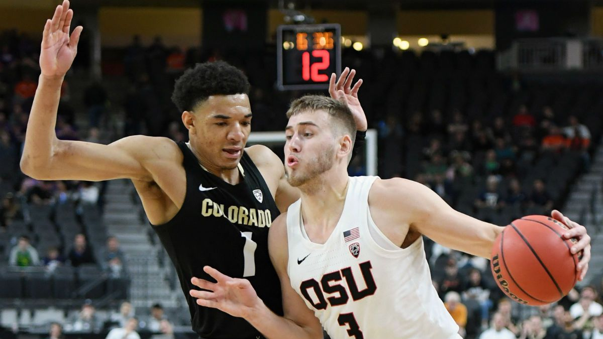 College Basketball Odds & Betting Picks: How to Play Oregon State-Washington State article feature image