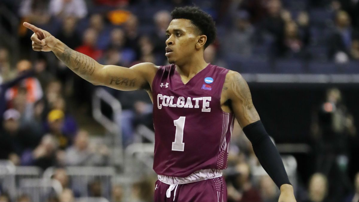 Wednesday College Basketball Odds & Picks: Colgate-Loyola Maryland, Long Beach-Cal Northridge article feature image