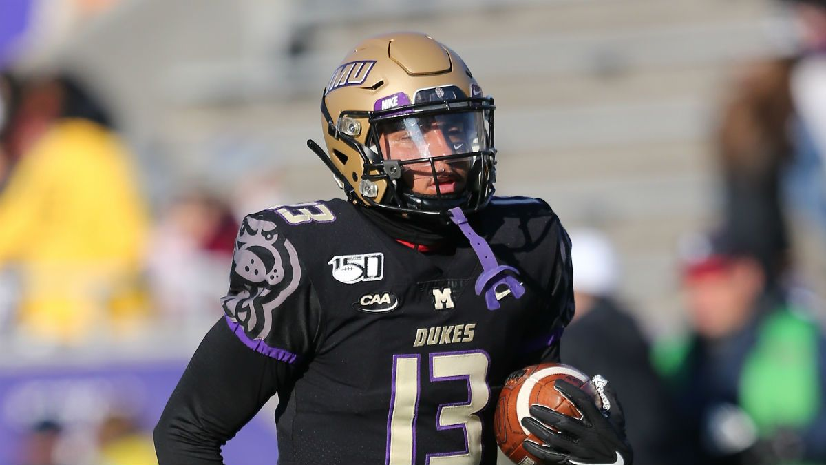 James Madison vs. North Dakota State Opening Odds: JMU a Small Favorite in FCS Title Game article feature image