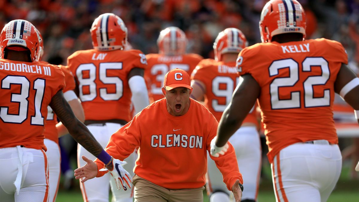 Updated National Championship 2020 Odds: LSU vs. Clemson Spread, Over/Under Betting Lines article feature image