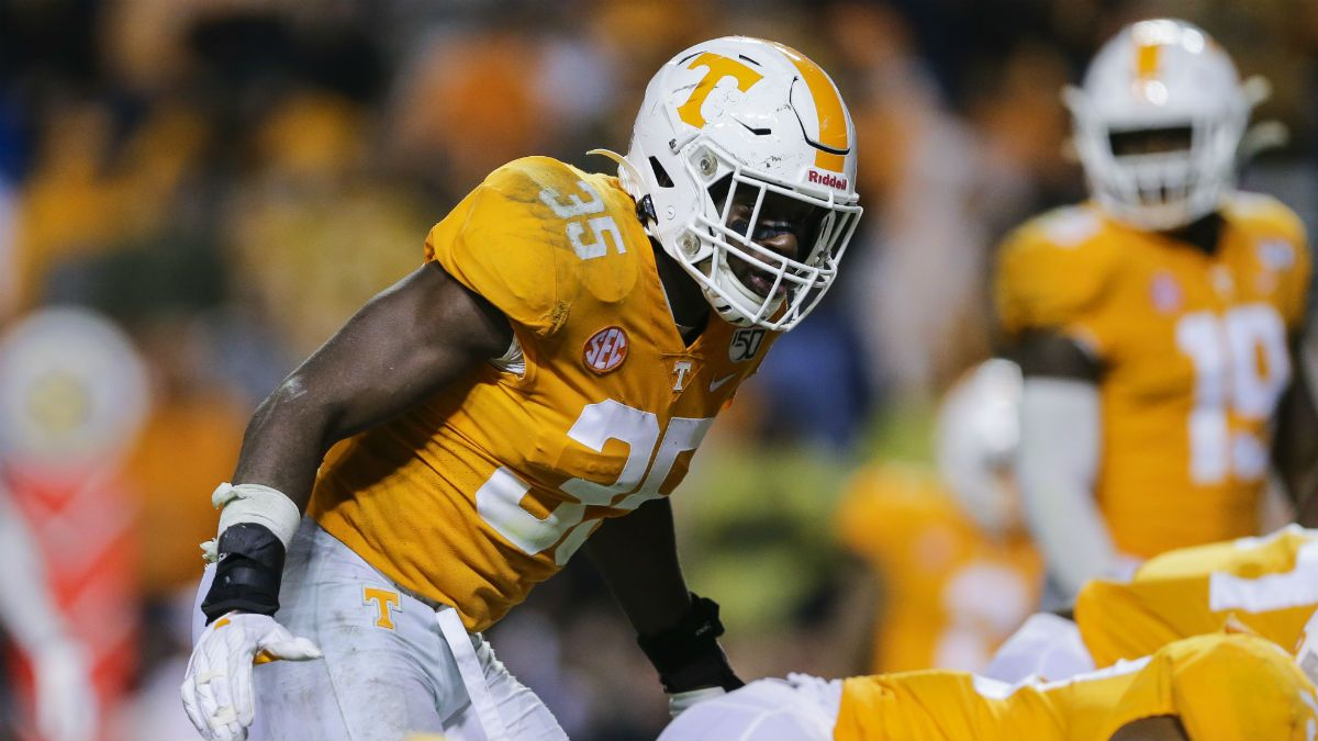 Indiana vs. Tennessee Odds, Picks, Predictions: Spread, Betting Line for 2020 Gator Bowl article feature image