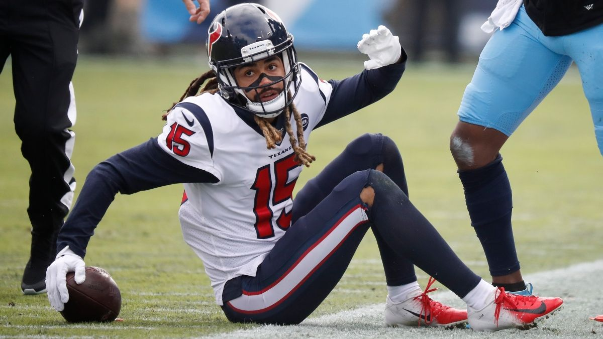 Texans vs. Chiefs Injury Report: Will Fuller Expected To Play In Divisional Round article feature image
