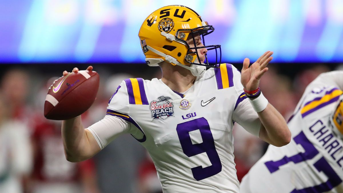 National Championship Game Live Betting Strategy: When to Play Clemson-LSU In-Game article feature image