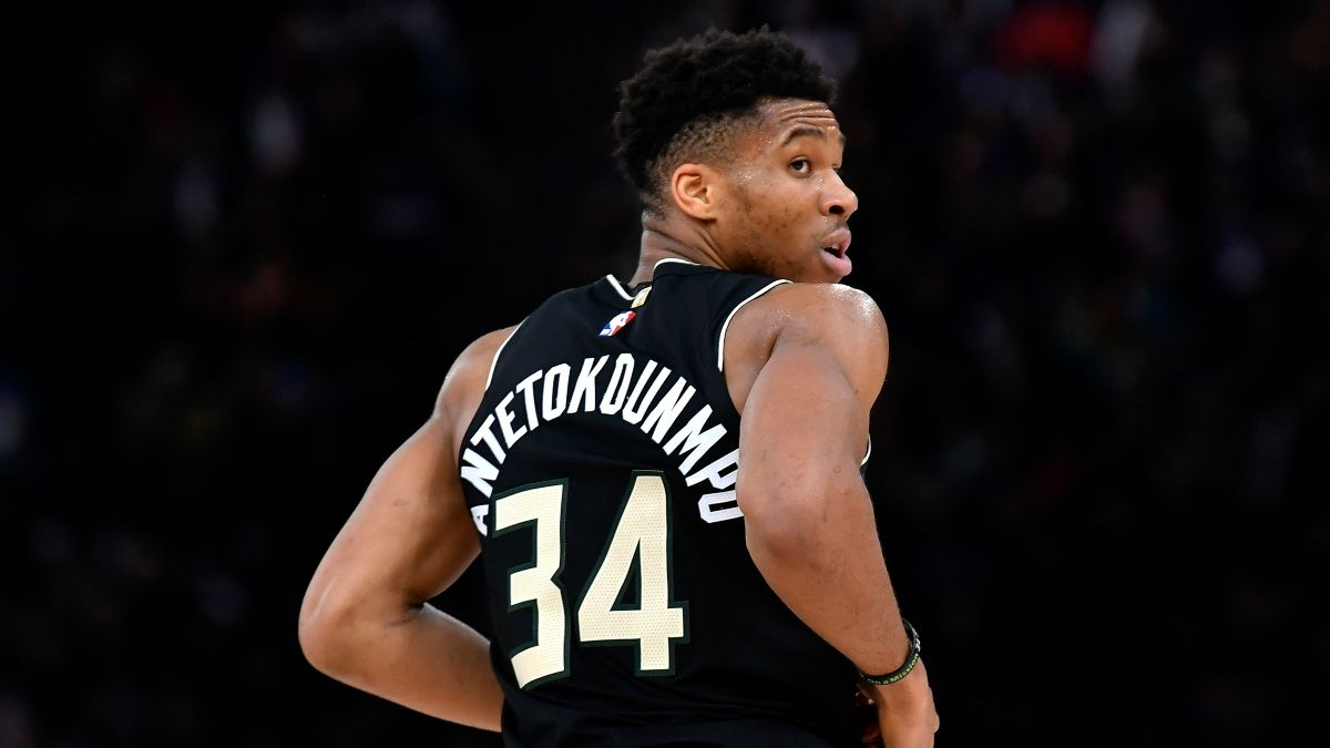 NBA King of the Hill Tournament Staff Picks: Should Giannis Be the Favorite in 1-on-1? article feature image