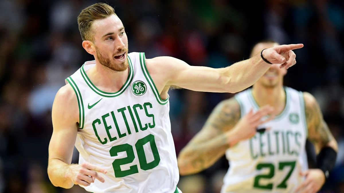 Friday's 4 Best NBA Player Props: Back Gordon Hayward as a Distributor article feature image