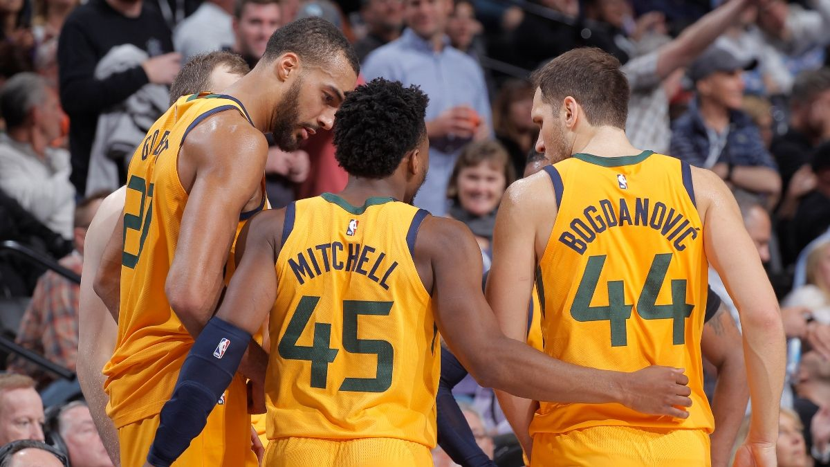 Jazz vs. Nuggets Betting Picks, Betting Odds & Predictions: Back Utah on Back-to-Back? article feature image